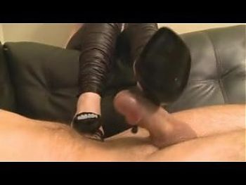 Footjob Shoejob 2