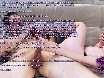 Wife reads porn story and I lick her feet part 3