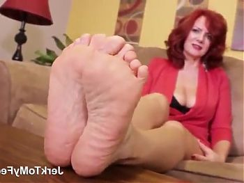 Stephmother Feet