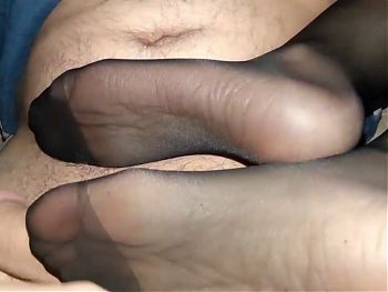 my dick and her legs