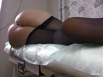 Amateur Teen Perfect Ass Give Fuck Her Pussy Pantyhose
