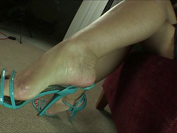 116. I Know You Crave My Feet.